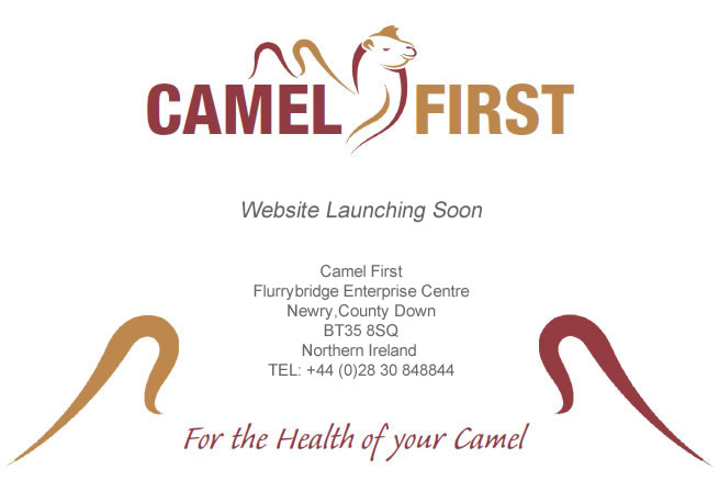 Camel First - Supplements for camels